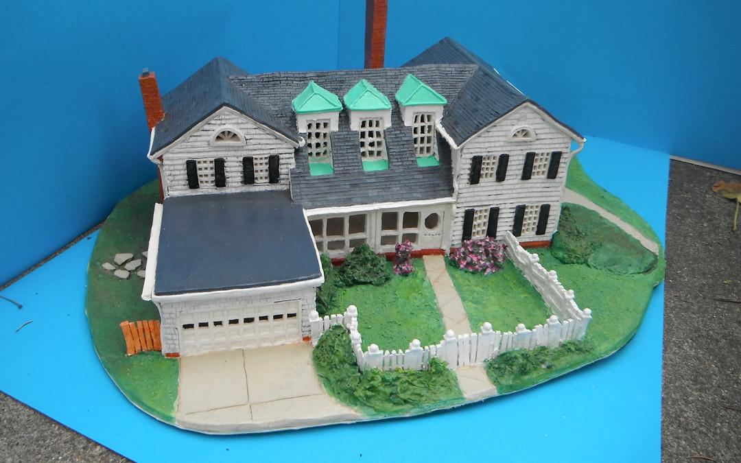 Sarah and Bob's House